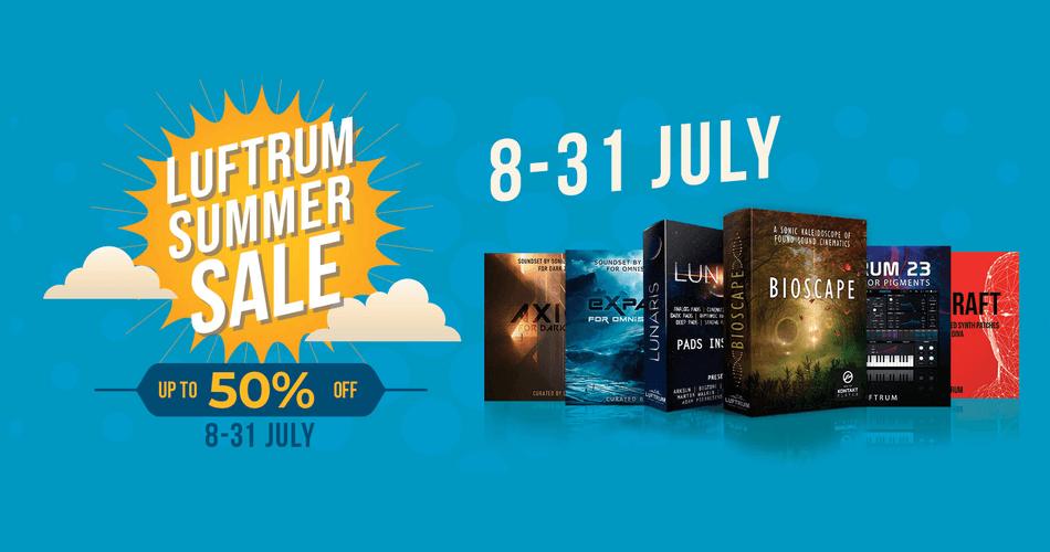 Luftrum Summer Sale 2021