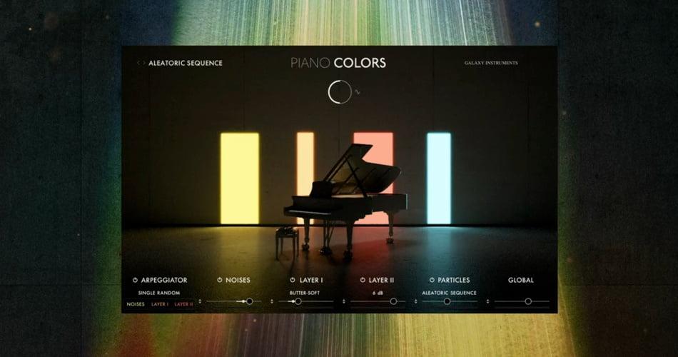 Native instruments Piano Colors