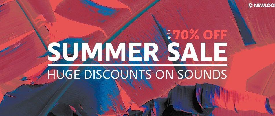New Loops Summer Sale 2021