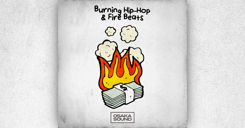 Osaka Sound Burning Hip Hop and Fire Beats
