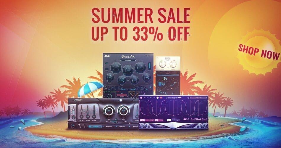 Polyverse Music Summer Sale