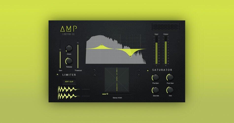 Produce RNB AMP Limiting EQ