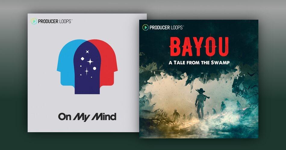 Producer Loops On My Mind Bayou