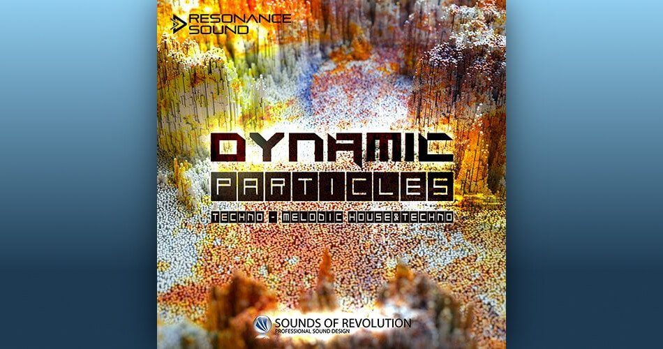 Resonance Sound SOR Dynamic Particles