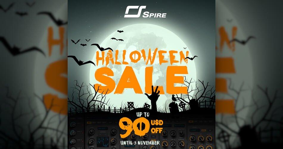 Reveal Sound Halloween Sale
