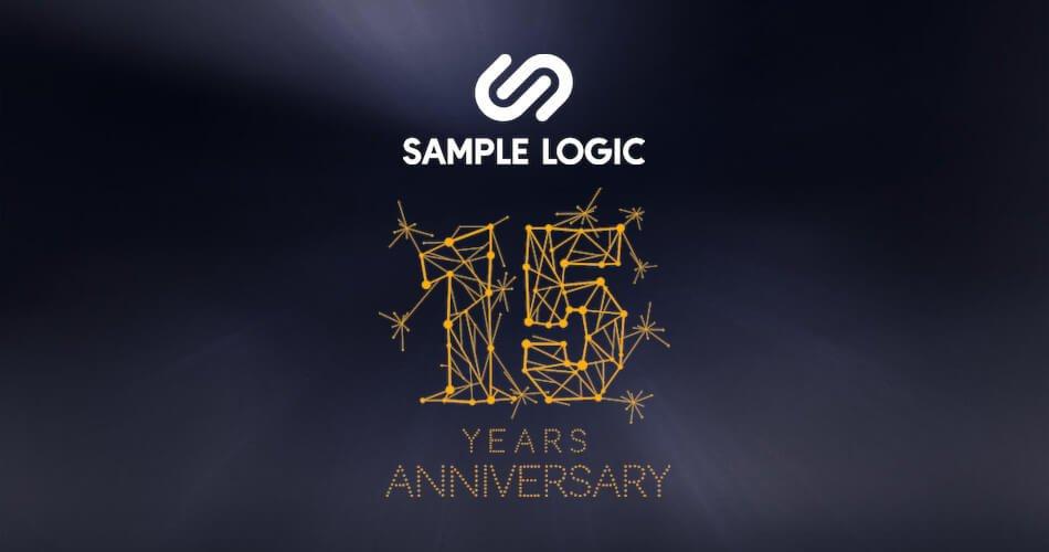 Sample Logic 15 year anniversary