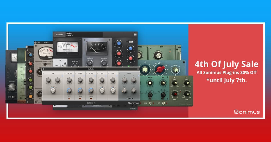 Sonimus 4th of July Sale