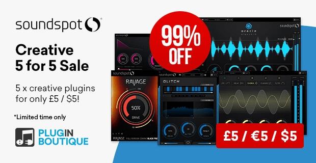 SoundSpot 5 for 5 bundle