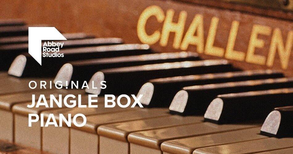 Spitfire Audio Originals Jangle Box Piano