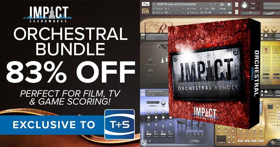 TS Impact Soundworks Orchestral Bundle