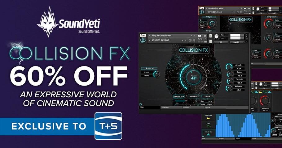 TS Sound Yeti Collision FX