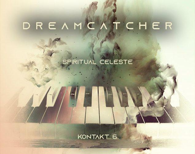Triple Spiral Audio Dreamcatcher