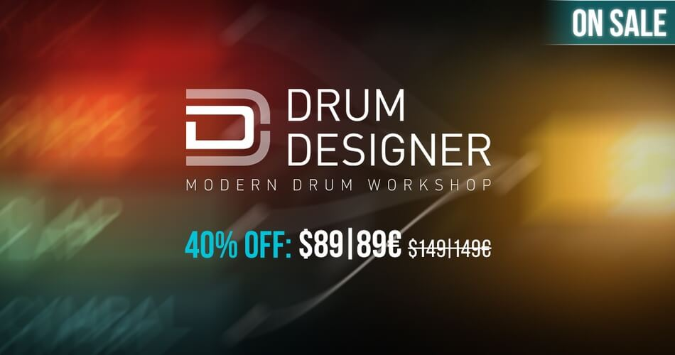 UVI Drum Designer Sale