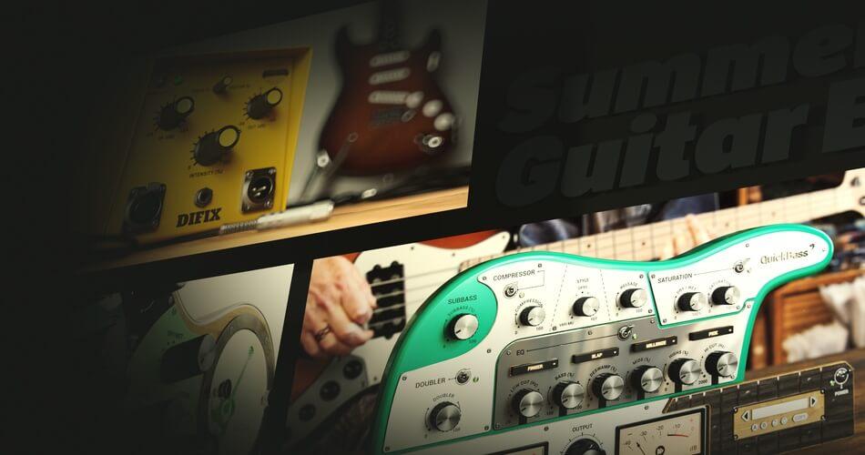 United Plugins Summer Guitar Bundle