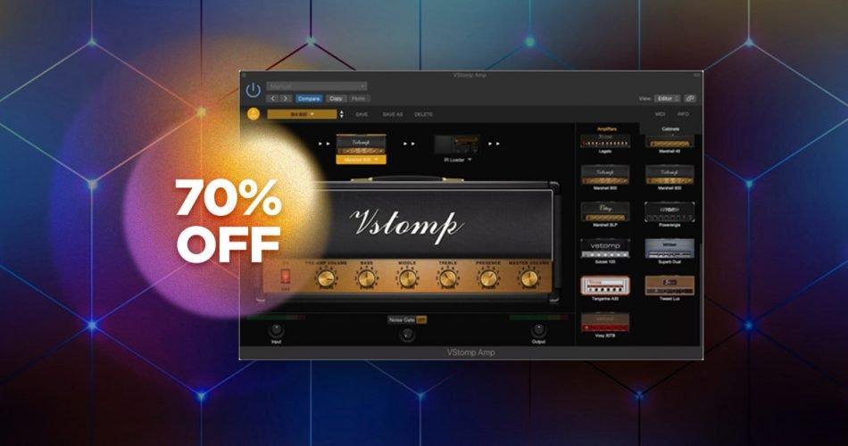 VST Buzz Hotone Audio VStomp Amp