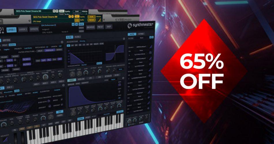 VST Buzz Synthmaster 2.9 Sale