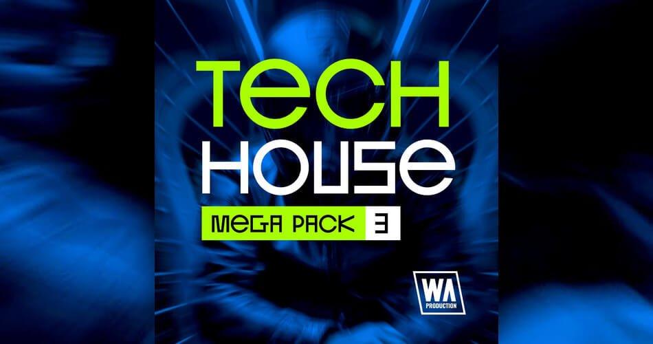 WA Tech House Mega Pack 3