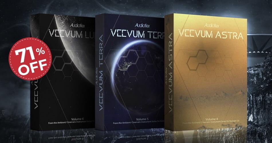 APD Veevum Series Bundle