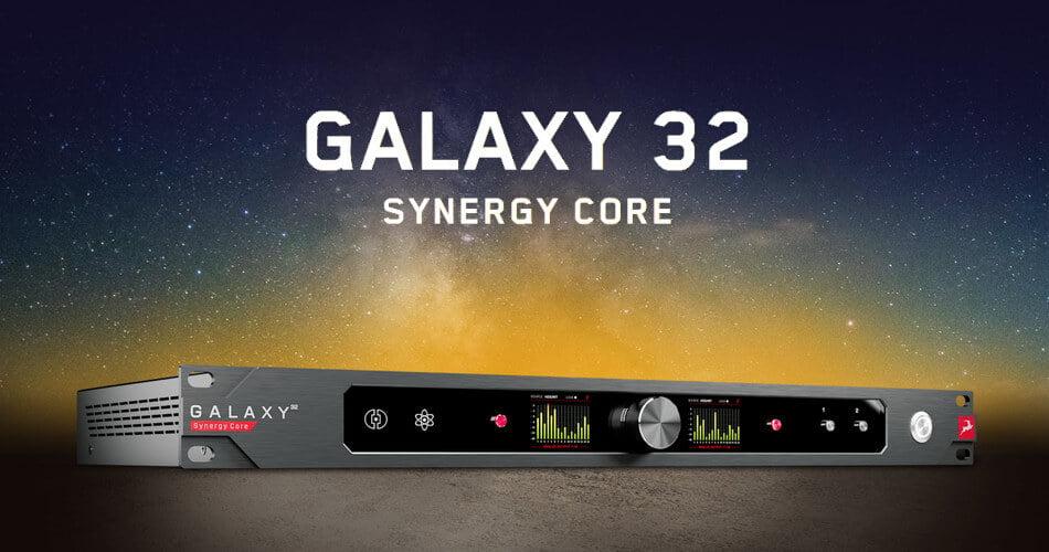 Antilope Audio Galaxy 32 Synergy Core