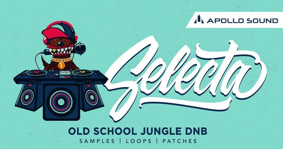 Apollo Sound Selecta Old School Jungle DnB