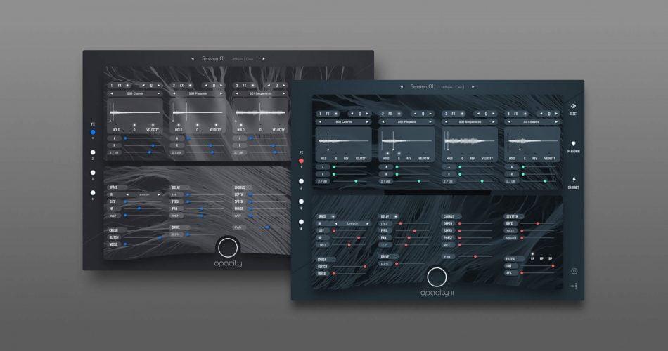 Audiomodern Opacity Series