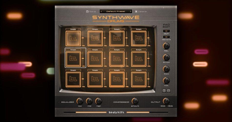 BeatSkillz Synthwave Drums V2