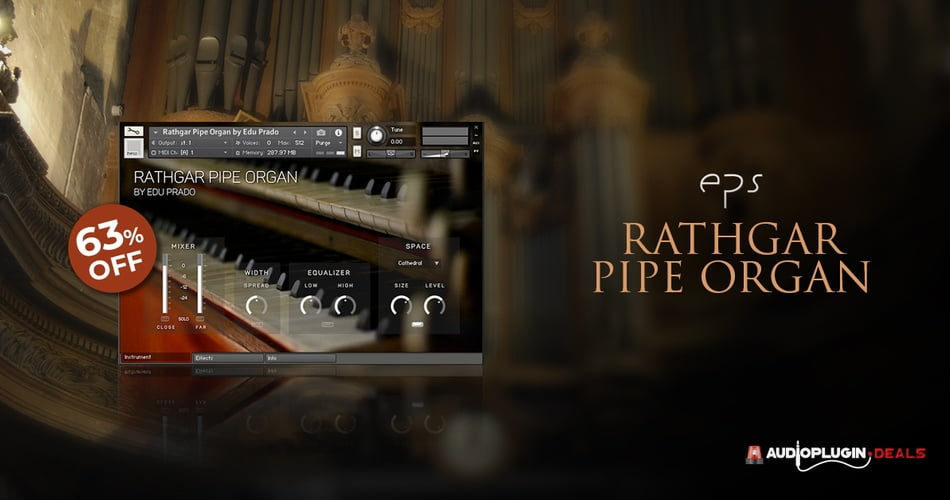 Edu Prado Rathgar Pipe Organ