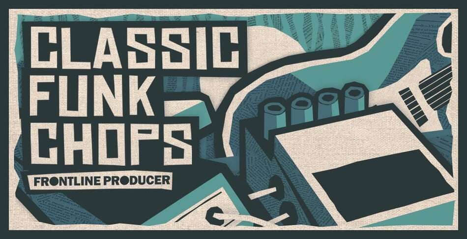 Frontline Producer Classic Funk Chops