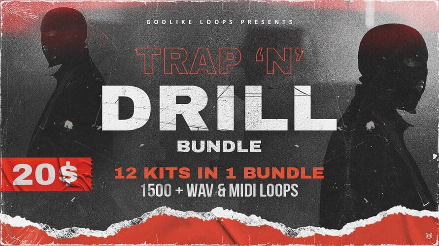 Godlike Loops Trap and Drill Bundle