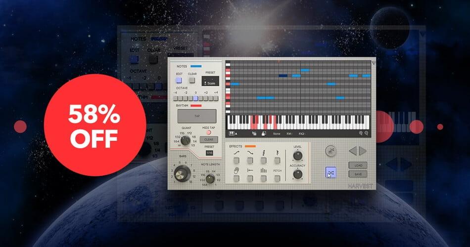 Harvest MIDI generator sale
