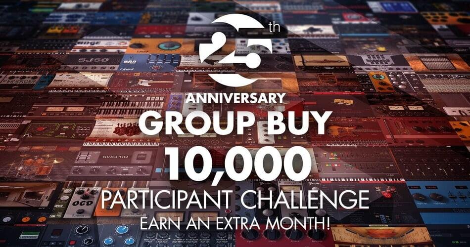 IK 25th Group Buy challenge