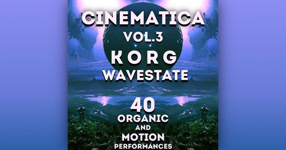 LFO Store Cinematica Vol 3 for Korg Wavestate
