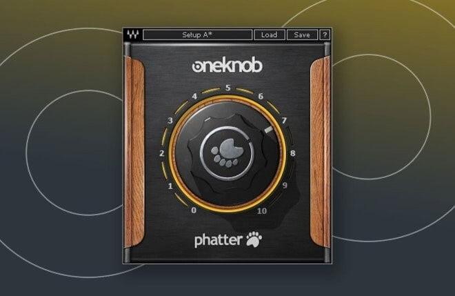 Loopcloud Waves OneKnob Phatter