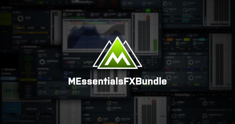 Meldaproduction MEssentialsFXBundle