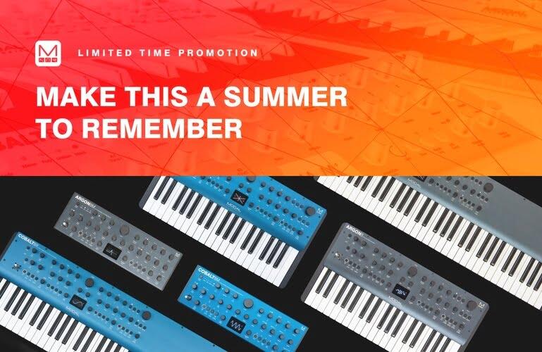 Modal Electronics Summer Sale