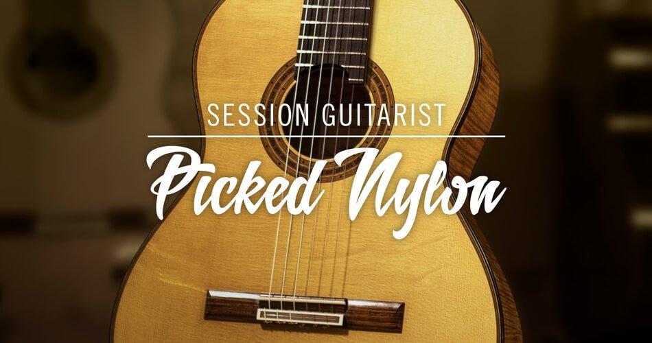 NI Session Guitarist Picked Nylon