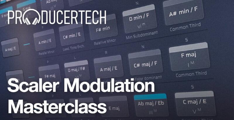 Producertech Scaler Modulation Masterclass