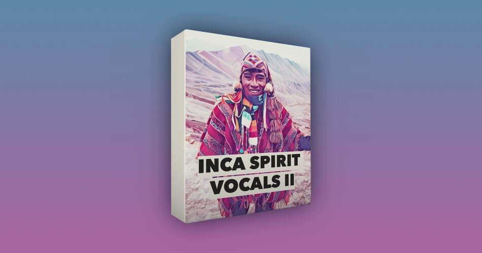 Rast Sound Inca Spirit Vocals 2