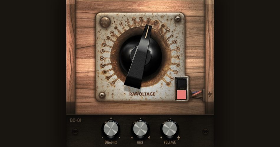 Rawoltage Bad Contact VST concept