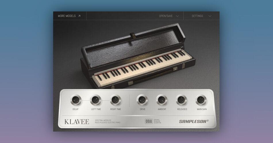 Sampleson Klavee electric piano