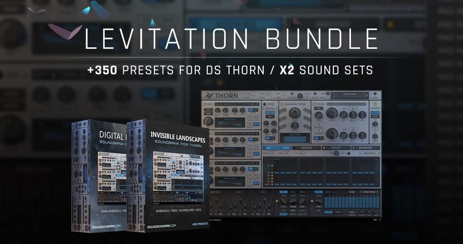 Sounds 2 Inspire Levitation Bundle
