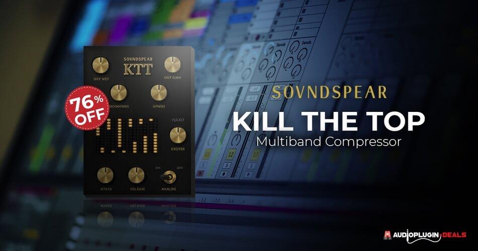 Soundspear Kill The Top Multiband Compressor