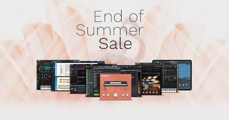 Steinberg End Of Summer Sale 2021