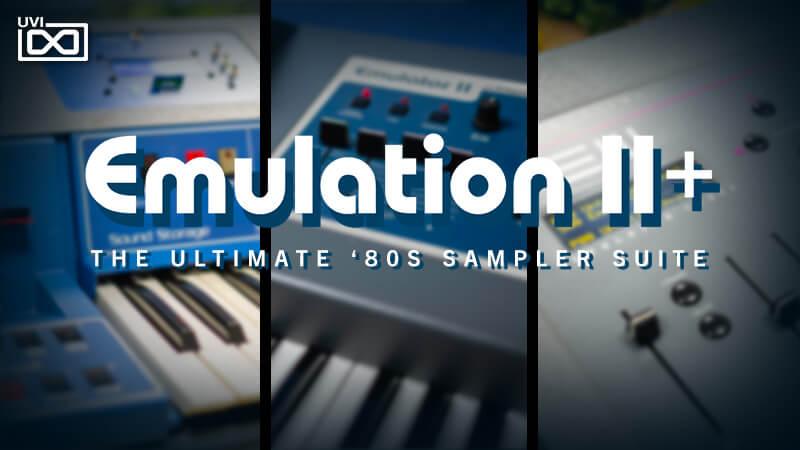 UVI Emulation II plus
