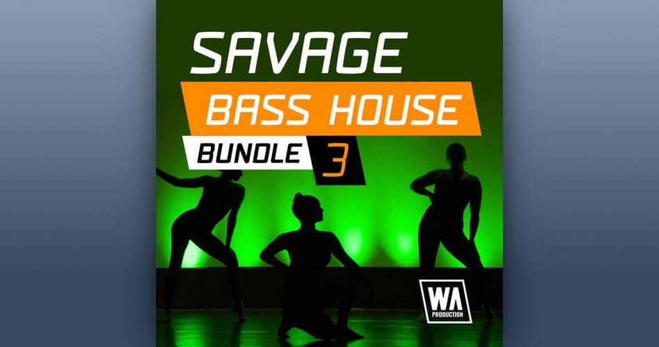 WA Savage Bass House Bundle 3