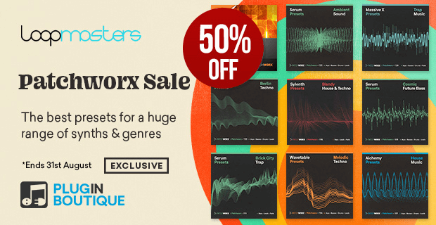 loopmasters patchworx sale