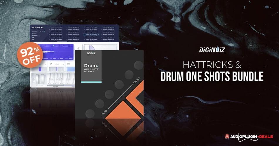 APD Diginoiz Hatticks Drum One Shots Bundle