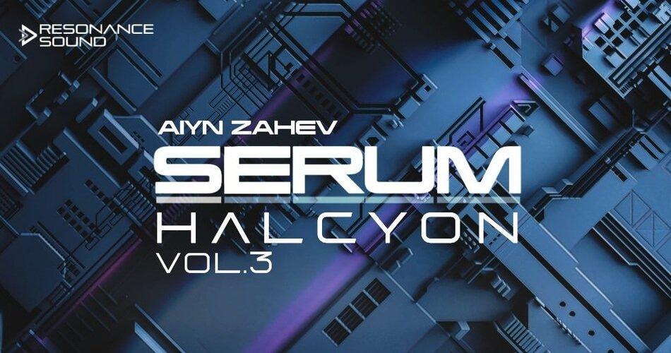 AZS Halcyon Vol 3