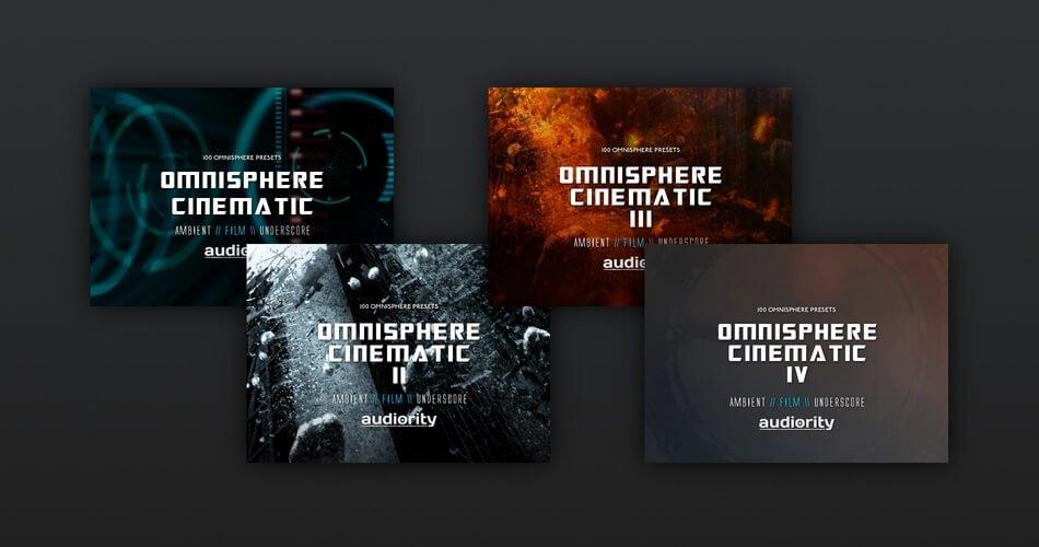 Audiority Cinematic Omnisphere Bundle
