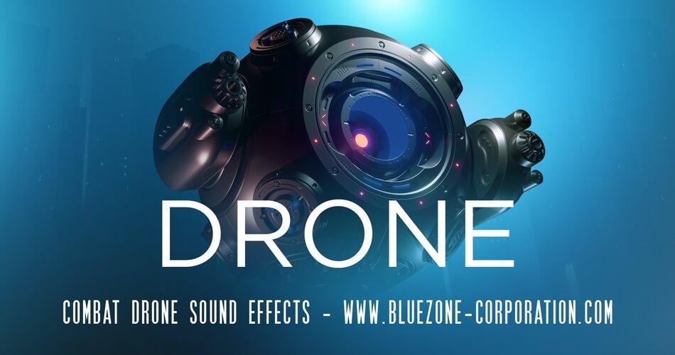 Bluezone Combat Drone Sound Effects